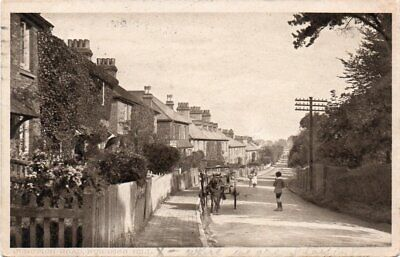 £1.80 • Buy  JUNCTION ROAD, BURGESS HILL  OLD POSTCARD, Posted 1917
