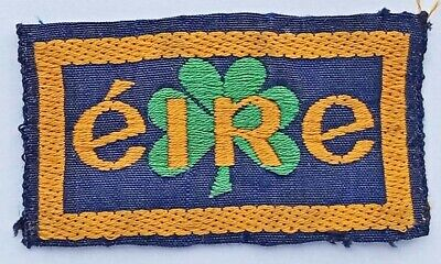 £10 • Buy Irish Scout Badge Eire Boy Scouts Of Ireland Scouting