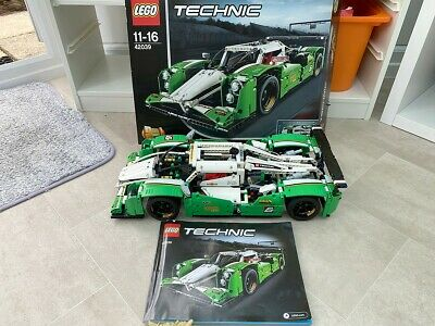 £9.50 • Buy LEGO Technic 40239 24 Hours Race Car - Retired Set In Excellent Condition