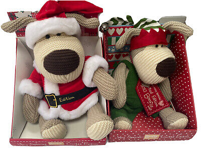 £13.30 • Buy Boofle Bear Limited Edition Christmas X2