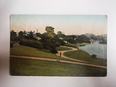 £2.49 • Buy Queens Park Crewe Cheshire Tuck Squared Circle PM 1906 Antique Postcard S81848