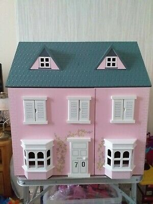 £50 • Buy Wooden Dolls House And Furniture