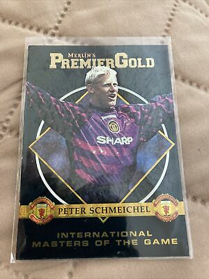 £139.99 • Buy Peter Schmeichel Merlin's Premier Gold 96/97 International Masters Of The Game