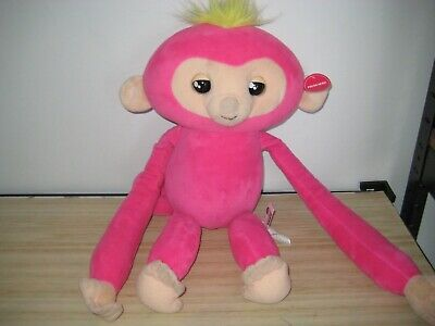 AU18 • Buy Large Pink Interactive Monkey Fingerlings By Wow Wee-used