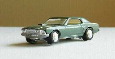AU5.42 • Buy PLAYART 1968-69 Ford Mustang Coupe 1:64 Scale LOOSE