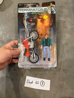 £21.57 • Buy TERMINATOR 2 John Connor With Motorcycle Kenner - 1992