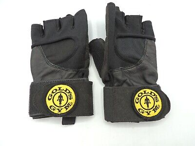 £12.97 • Buy Gold's Gym Classic Wrist Wrap Gloves XS/S Weightlifting Gym WGG5600M12