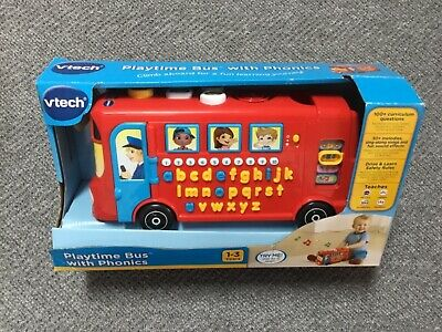 £16 • Buy Vtech Playtime Bus With Phonics - 12 - 36 Months