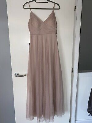 £10 • Buy Ever Pretty Pale Pink Bridesmaid / Occasion Dress Size 10 EUR 38