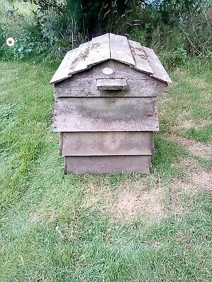 £25 • Buy Wriggly Wigglers Beehive Wooden Composter Bin Natural Timber Used