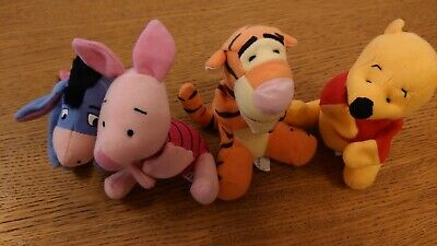 £5 • Buy Vintage McDonalds Winnie The Pooh Soft Toys 1998 Happy Meal