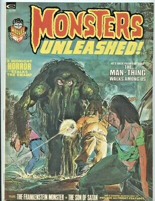 £22.31 • Buy Marvel Comics: Monsters Unleashed #3 (1st Series)  VF