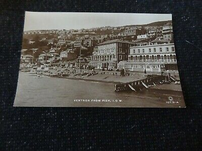 £1.40 • Buy From The Pier Ventnor Isle Of Wight Postcard - 43374
