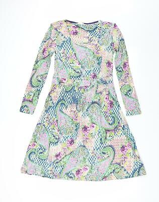 £12 • Buy Braintree Womens Multicoloured Floral  T-Shirt Dress  Size S