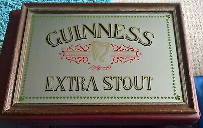 £14.95 • Buy Guinness   Extra Stout   Bar Mirror