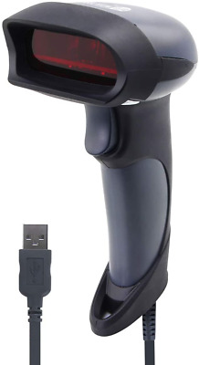 £16.76 • Buy NETUM Handheld 1D Laser Barcode Scanner 32 Bit USB Wired Cable Reader A4 Bar For