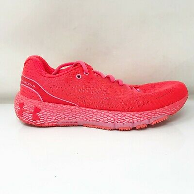 $ CDN69.85 • Buy Under Armour Womens HOVR Machina 3021956-602 Pink Running Shoes Lace Up Size 8