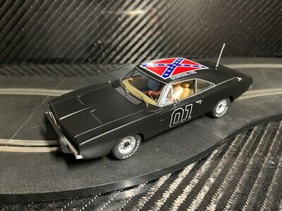 £50 • Buy Pioneer Slot Car Unboxed Dodge Charger General Lee - Compatible Scalextric Dpr
