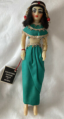 £5.95 • Buy Vintage Rexard Costume Doll. Cleopatra