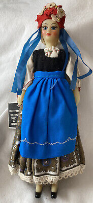 £5.95 • Buy Vintage Rexard Costume Doll. Miss Hungry