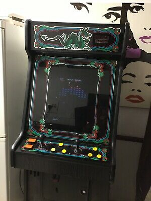 £799 • Buy Fulll Size Arcade Machine Jamma LED Buttons Space Invaders Gaming