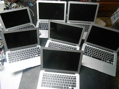 $ CDN874.90 • Buy Lot Of (7) Seven 2012-2017 Macbook Air Laptops For Parts Repair Only No SSD
