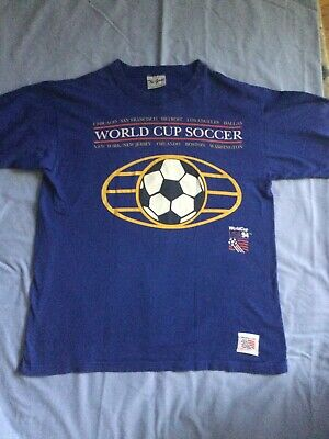 $ CDN34.62 • Buy Vintage Football World Cup USA 94 t Shirt By The Game