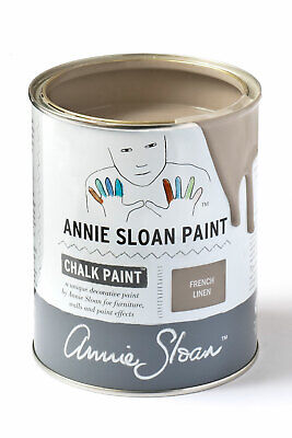 £39 • Buy Annie Sloan 1 Litre Tin Of Annie Sloan Paint - French Linen - Last One
