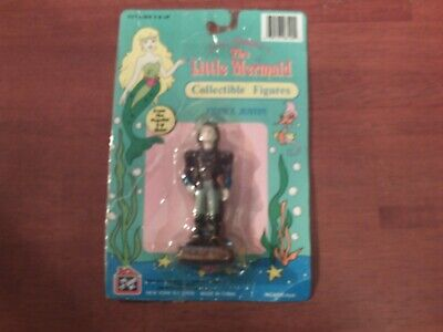 £0.18 • Buy The Little Mermaid Collectible Figure Prince Justin