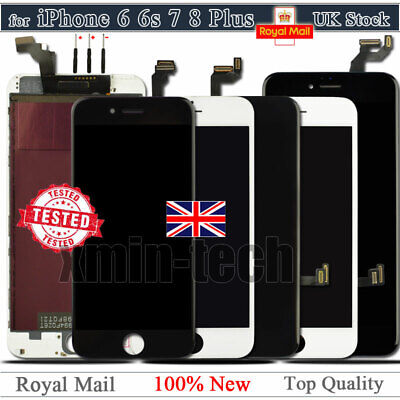 £17.94 • Buy For IPhone 6 6S 7 8 Plus SE2 Screen Replacement LCD Digitizer Touch Display