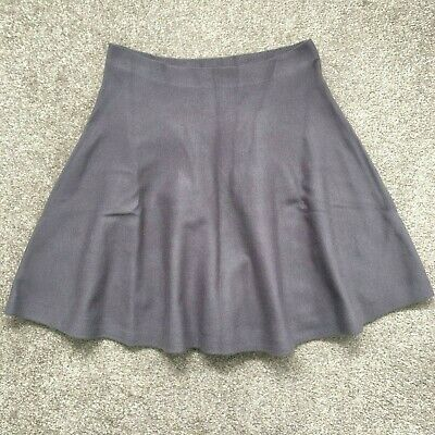 £4 • Buy Pre-Owned PRIMARK Grey Knitted Skirt UK Size XS 6 - 8 (26' Waist)