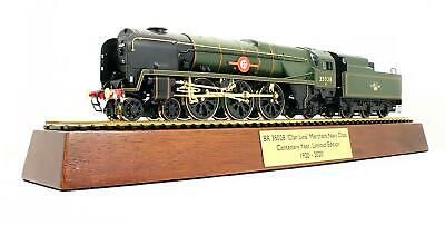 £199.50 • Buy Hornby 'oo' Gauge R3824 Br 'clan Line' Steam Loco Centenary Year Limited Edition