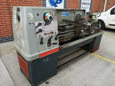 £640 • Buy Colchester Triumph 2000 50inch (long Bed) Lathe. Spares Or Repairs.