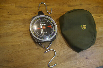 £4.20 • Buy Daiwa Mission 55lb Scales + Shimano Pouch Carp Set Up Fishing Weigh Weighing