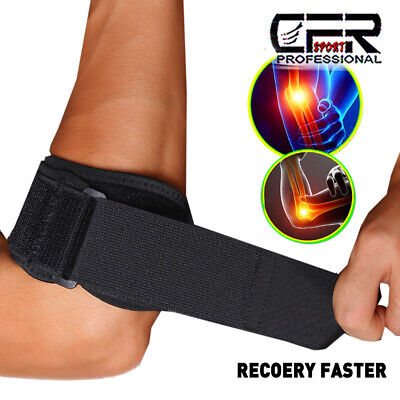 £5.99 • Buy Tennis Golfer's Elbow Strap Pain Relief Arm Protection Arthritis Pain Gym Sports