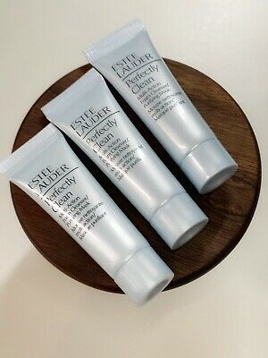 £5.99 • Buy Estee Lauder Perfect Clean Multi-Action Foam Cleanser/Purifying Mask 7ml X3