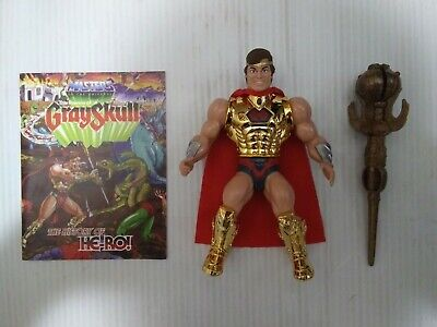$31.95 • Buy Masters Of The Universe Powers Of Grayskull He-Ro Action Figure Super7 (Loose)