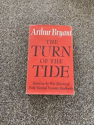 £1.49 • Buy The Turn Of The Tide By Arthur Bryant