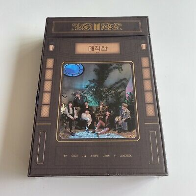 $200 • Buy SEALED 2019 BTS 5TH MUSTER MAGIC SHOP Blu-ray New US SELLER All Inclusions