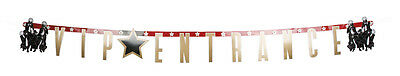 £2.99 • Buy VIP Entrance Letter Banner Party Prom Or Event Decoration 5.5ft / 1.7m Long New