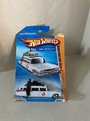 £5.03 • Buy HOT WHEELS Ghostbusters ECTO-1 '59 Cadillac From 2010 New Models CL16