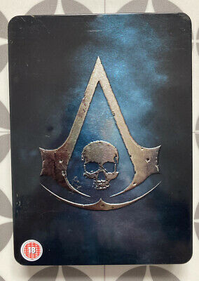 £19.50 • Buy Assassins Creed Black Flag Steelbook Edition For Microsoft Xbox 360