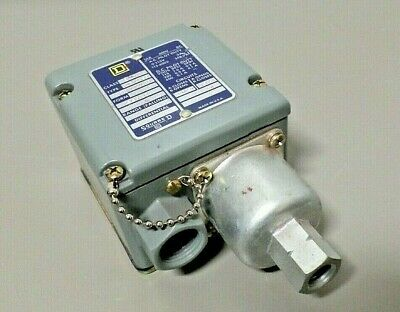 AU350.12 • Buy Square D Type ACW25S8 Pressure Switch 8342487 Series B Class 9012