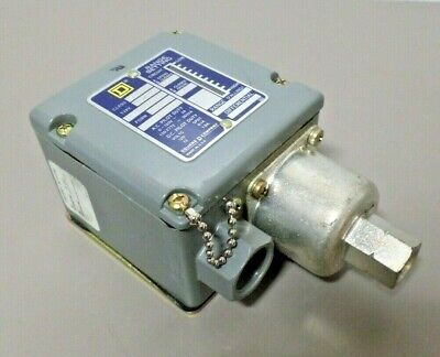 AU350.12 • Buy Square D Type ACW5S62 Pressure Switch 8474209  Series B Class 9012