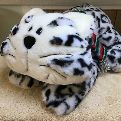 """£15 • Buy LARGE TESCO CHILLY AND FRIENDS SOFT TOY PLUSH CHESTER THE CAT VGC 40cm 16"""""""