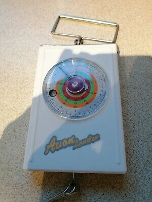 £24 • Buy Avon 40lb Fishing Scales / Mint Condition/ Carp Fishing/ Pike/ Weigh Sling