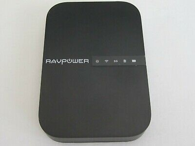 £32.37 • Buy RAVPOWER FileHub Travel Router And Wireless SD Card Reader RP-WD009, No Cable