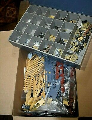 $160 • Buy 1000s Of Mostly 1/35 Parts, Figures, Vehicle, Accessories, Diorama, Weapons, +
