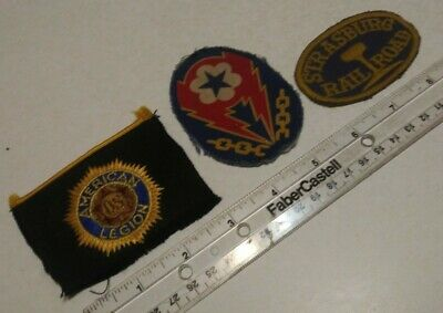 $7.95 • Buy Vintage Military Patches Lot2