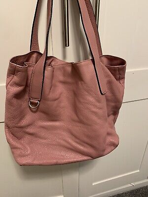 £30 • Buy Coccinelle Pink Leather Bag. In Good Condition